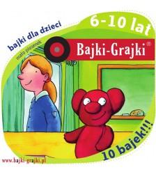 Bajki dla dzieci 6-10 lat - 10 bajek