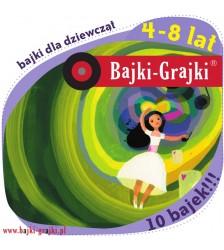 Bajki dla dziewcząt 4-8 lat - 10 bajek