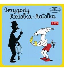 Przygody Koziołka Matołka 2CD