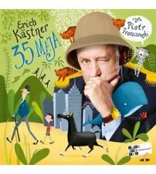 Erich Kästner: 35 MAJA czyta Piotr Fronczewski