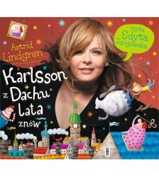 Astrid Lindgren: KARLSSON Z DACHU LATA ZNÓW czyta Edyta Jungowska