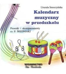 Urszula Smoczyńska: CD Kalendarz muzyczny... cz. II ŚREDNIAKI