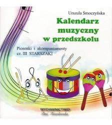 Urszula Smoczyńska: CD Kalendarz muzyczny... cz. III STARSZAKI
