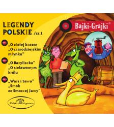 LEGENDY POLSKIE cz. 1 - 3CD