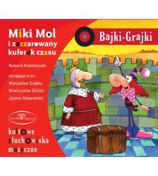43. Miki Mol i zaczarowany kuferek czasu